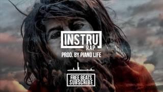 """DARK SIDE""   Instrumental Rap TRISTE/CONSCIENT/MELANCOLIQUE - 2017   Prod. by Piano Life"