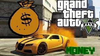 GTA 5 Como ganhar dinheiro no modo história