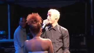 Pedid d Casament (NiCk BoY ShInE & Ariel) Show Djodje Festival CVMovel 2014