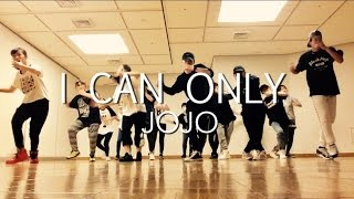 I Can Only.(feat Alessia Cara) - JoJo -  中級 Freestyle Lesson part2