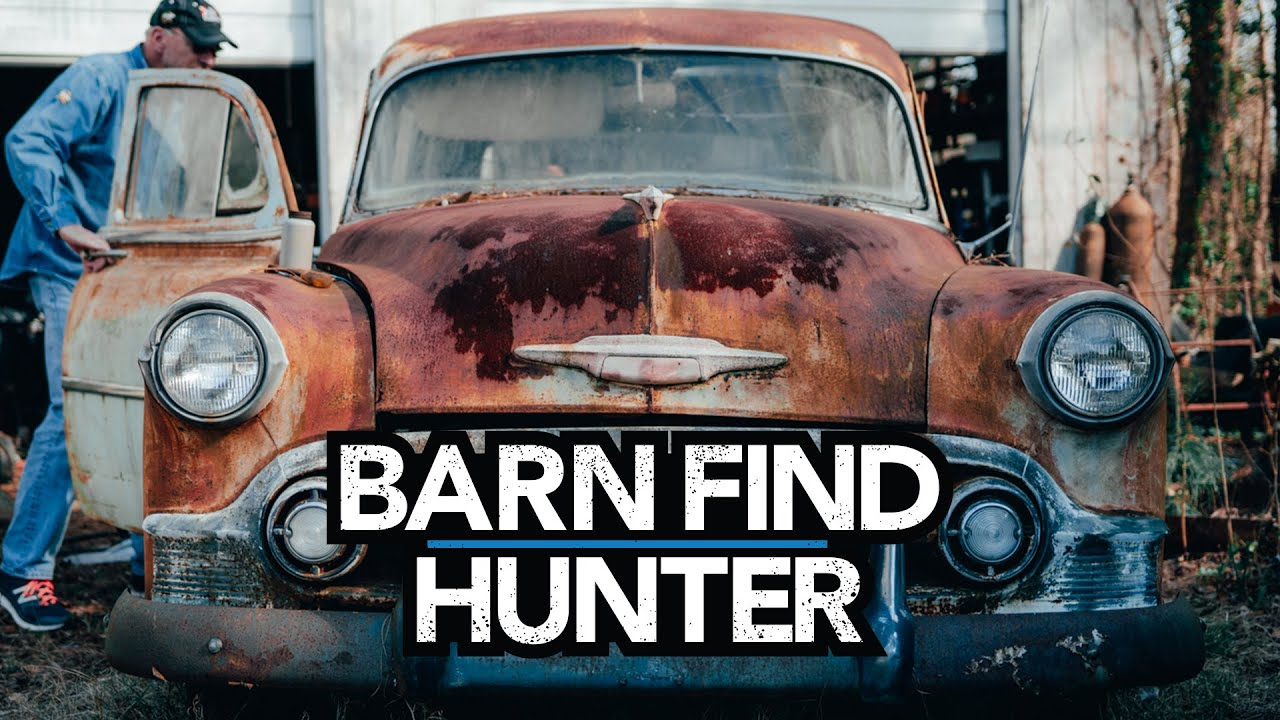 Barn Find Hunter turns up bargain beaters in North Carolina