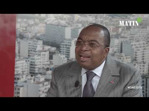 Video : Louis Paul Motaze, invité de l'Info en Face spécial FIAD
