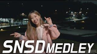 태연(TAEYEON) - Fine & 소녀시대 메들리(Girls' Generation Medley) - PLAYUS Cover