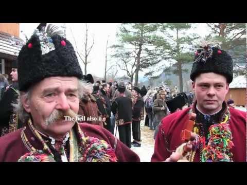 The Ukrainian Christmas Story