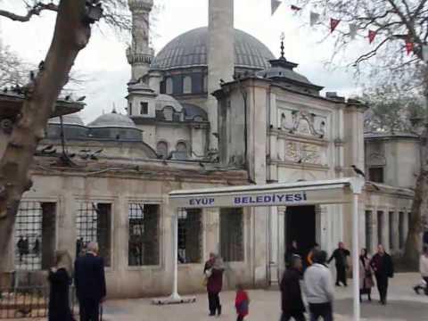 Istanbul - Eyüp Sultan Camii