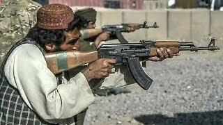 Afghan Police – AK-47 Type Rifle Class Live Fire