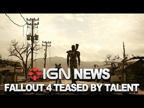 IGN News - Fallout 4 Teased
