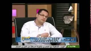 فى العضل    فقرة مع فريق العمل ببرنامج تيجى نبنيها علي الفضائية المصرية