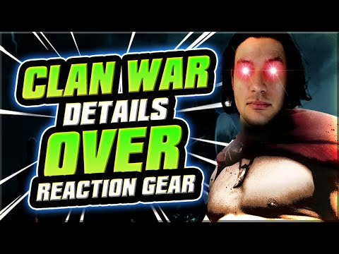Clan War Details and New Reaction Accessory I Raid Shadow Legends