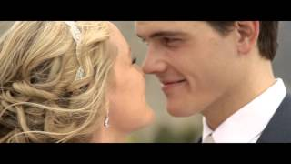 Kalli & Trent first look wedding video
