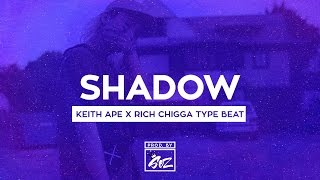 """SOLD Keith Ape x Rich Chigga Type Beat """"Shadow"""" 