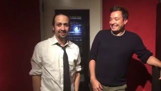 "Digital #Ham4Ham 1/20/16 -- Jimmy Fallon, ""You'll Be Back."""