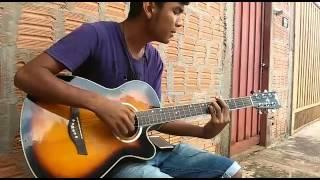 Marcos sanabria tocando som da liberdade