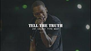 "[Free] 147 Calboy Type Beat Instrumental - ""Tell The Truth"" | Lil Zay Osama Type Beat"