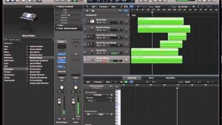 Logic Pro X Mysterious sound effects