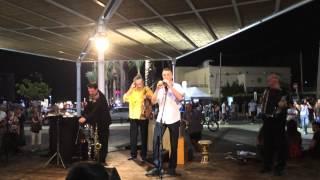 Andrei Lucaci-Avicci-Wake me up(Balkan style) Live in Natanya