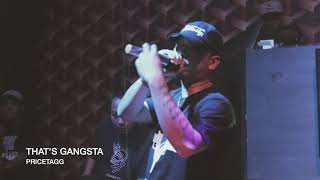 PRICETAGG - THAT'S GANGSTA (LIVE PERFORMANCE @ MALATE)