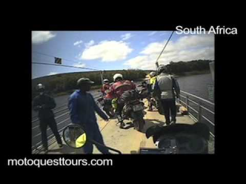 MotoQuest Tours: South Africa Dualsport Adventure part 2