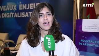 CCGM sur les nouveaux enjeux de la digitalisation : Déclaration de Sarina Amini