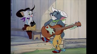 Tom and Jerry, 49 Episode - Texas Tom (1950)
