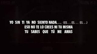Beltito - No Quiero Perderte (Lyrics/Letra2017)