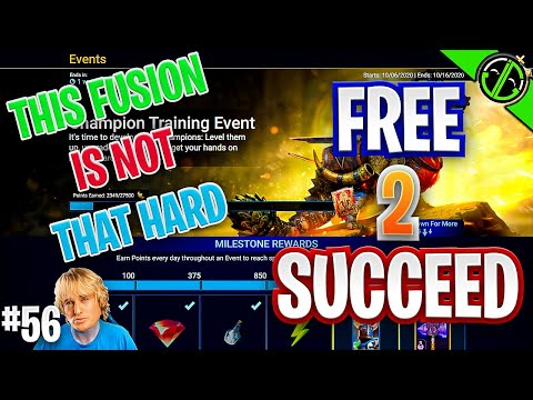 Vergumkaar Fusion Is Really Not That Hard... So Far | Free 2 Succeed - EPISODE 56