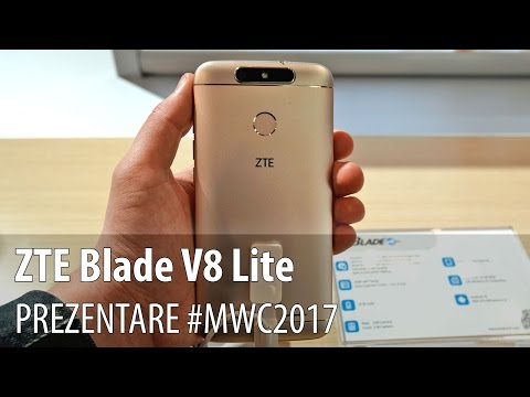 ZTE Blade V8 Lite - Prezentare hands-on