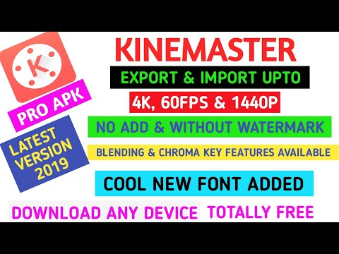 💐 Green kinemaster pro apk no watermark download | KineMaster Pro