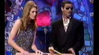 George Michael & Cindy Crawford (MTV VMAs 1991)