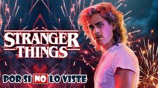 Por si no lo viste: Stranger Things Temporada 3