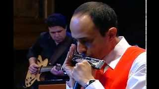 Orquestra Harmônicas de Curitiba - Estrada do Sol (A.C.Jobim - Dolores Duran)