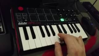 Bass moog oxygène 3
