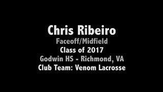 Chris Ribeiro - 2014 Maryland Lacrosse Showcase