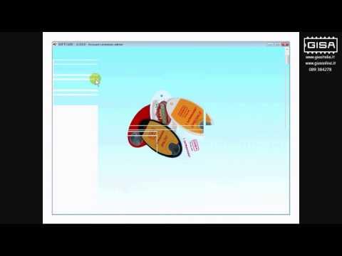 SOFTCARD - Cambiare il tipo di credito di una tessera importata dall'archivio
