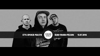 Eldo - Miasto słońca ( Styl Emocje Miasto - Live Cud Nad Wisłą, 15.07.2016, Warszawa