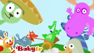 Abajo por la bahía - BabyTV Español