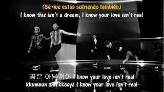 U-KISS (유키스) - Stop Girl [ENG/SPA SUBS + FULL LYRICS] with Songs of album DL