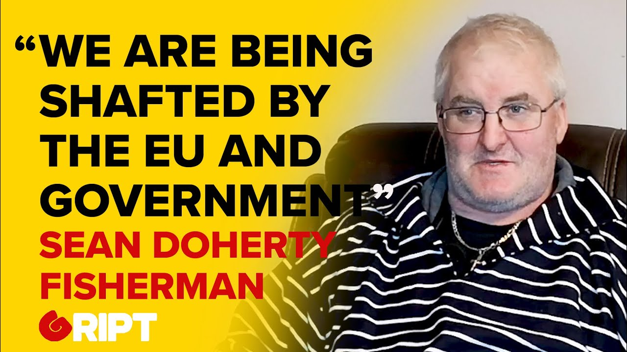 Irish EEL Fisherman Claims Entire Industry is being shafted by the EU & Government Decision-makers