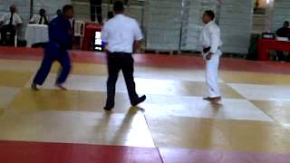 Rafael Orbe (Peligro) - Ganador 1er Lugar ''Judo''