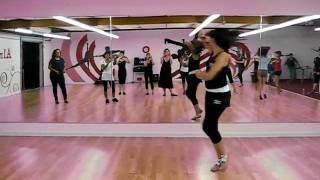 Ladies Choreography- 1st section