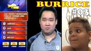 As respostas mais burras da TV #03. Com o gordinho rindo. kkkkk