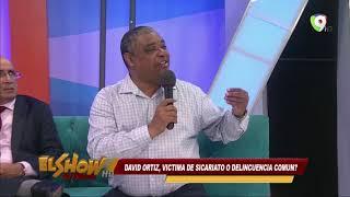 Frank Felix Duran Vocero de P.N.  habla del caso David Ortiz-El Show del Medio Día