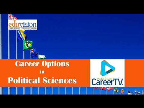 Career in Political Science and Law