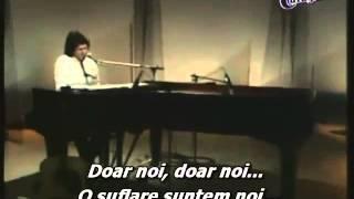 Toto Cutugno    Solo noi   subtitrat romana 6 17 2012