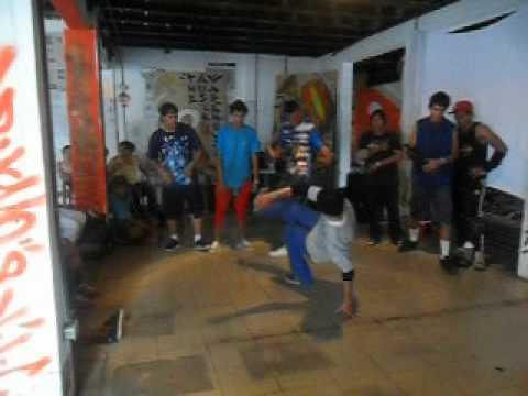 Escena Bboy Nicaragua – CYPHERS Rumbo BCONE El Salvador – The Musik Warehouse