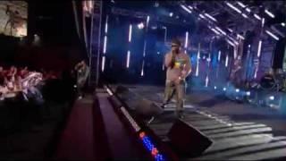 Flo Rida Right Round (Live on Jimmy Kimmel)