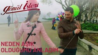 Kemal Komiser ile Saadet'in Romantik Sahil Yürüyüşü 10.Bölüm
