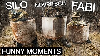 FAILS and Funny moments of Sniperbuddy FABI