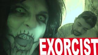 SCHERZO HORROR - SCARY EXORCIST PRANK - Scherzi di Coppia