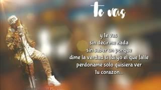 Ozuna - Te Vas Lyrics